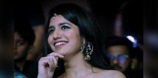 Priya Prakash Varrier signs her second Telugu Film