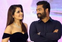 Raashi Khanna shocks Jr NTR