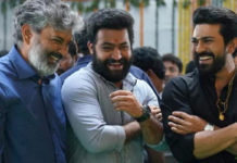 Rajamouli to throw Birthday Surprise: RRR promotional material