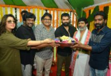 Ram Pothineni RED Launched
