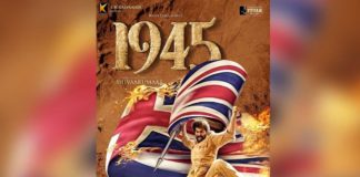 Rana Daggubati first look from 1945 Out