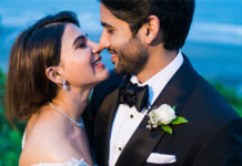 Samantha & Naga Chaitanya celebrate 2nd anniversary