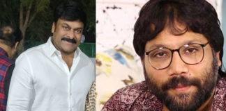 Sandeep Reddy Vanga story for Chiranjeevi