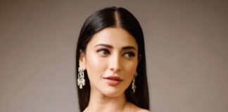 Shruti Haasan gives a ringer to heroes