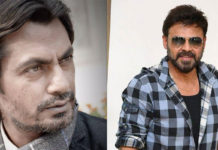 Siddiqui to create a splash with Venkatesh