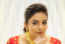 Sreemukhi Ads in Theatres: Bigg Boss 3 Telugu