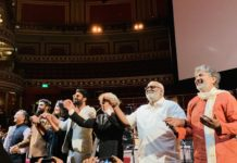 Standing ovation for Baahubali in London