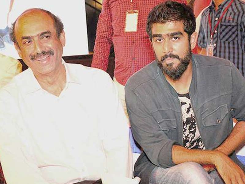 Suresh Babu looking story for son Abhiram Daggubati?