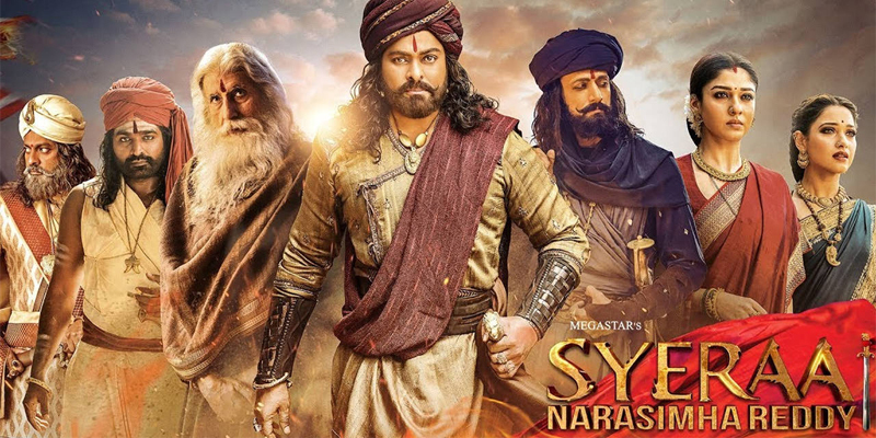 Sye Raa 15 days AP and TS collections