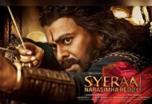 Sye Raa Narasimha Reddy 21 days Collections