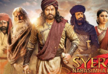 Sye Raa Narasimha Reddy 18 days Collections