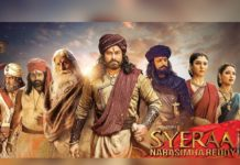 Sye Raa Narasimha Reddy 20 days Worldwide Box Office Collections