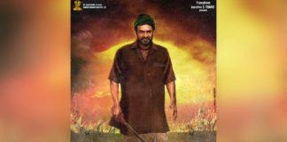 Venkatesh First look from Asuran remake