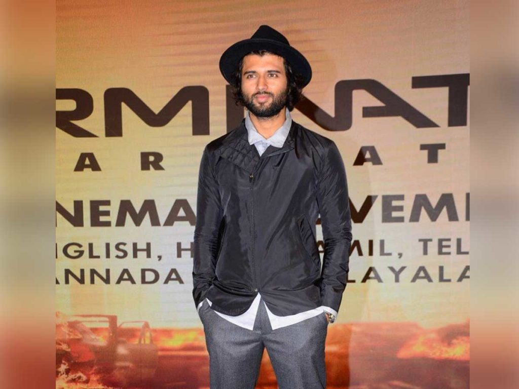 Vijay Deverakonda' man turns Editor