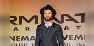 Vijay Devarakonda to resume Hero