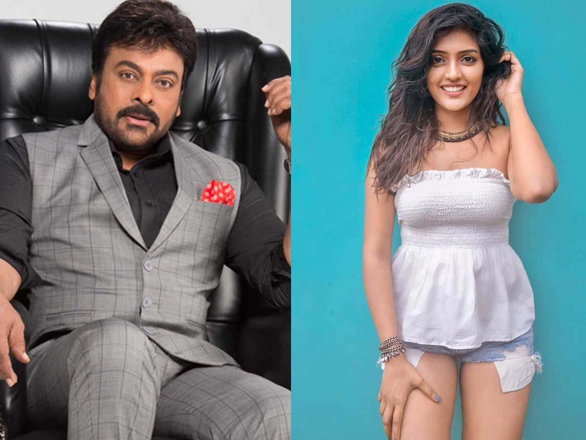 AWE beauty key role in Chiranjeevi film