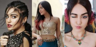 Adah Sharma learns Martial Arts from Commando 3