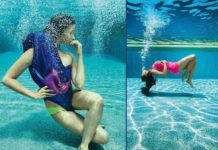 Alia Bhatt stays underwater for Photoshoot