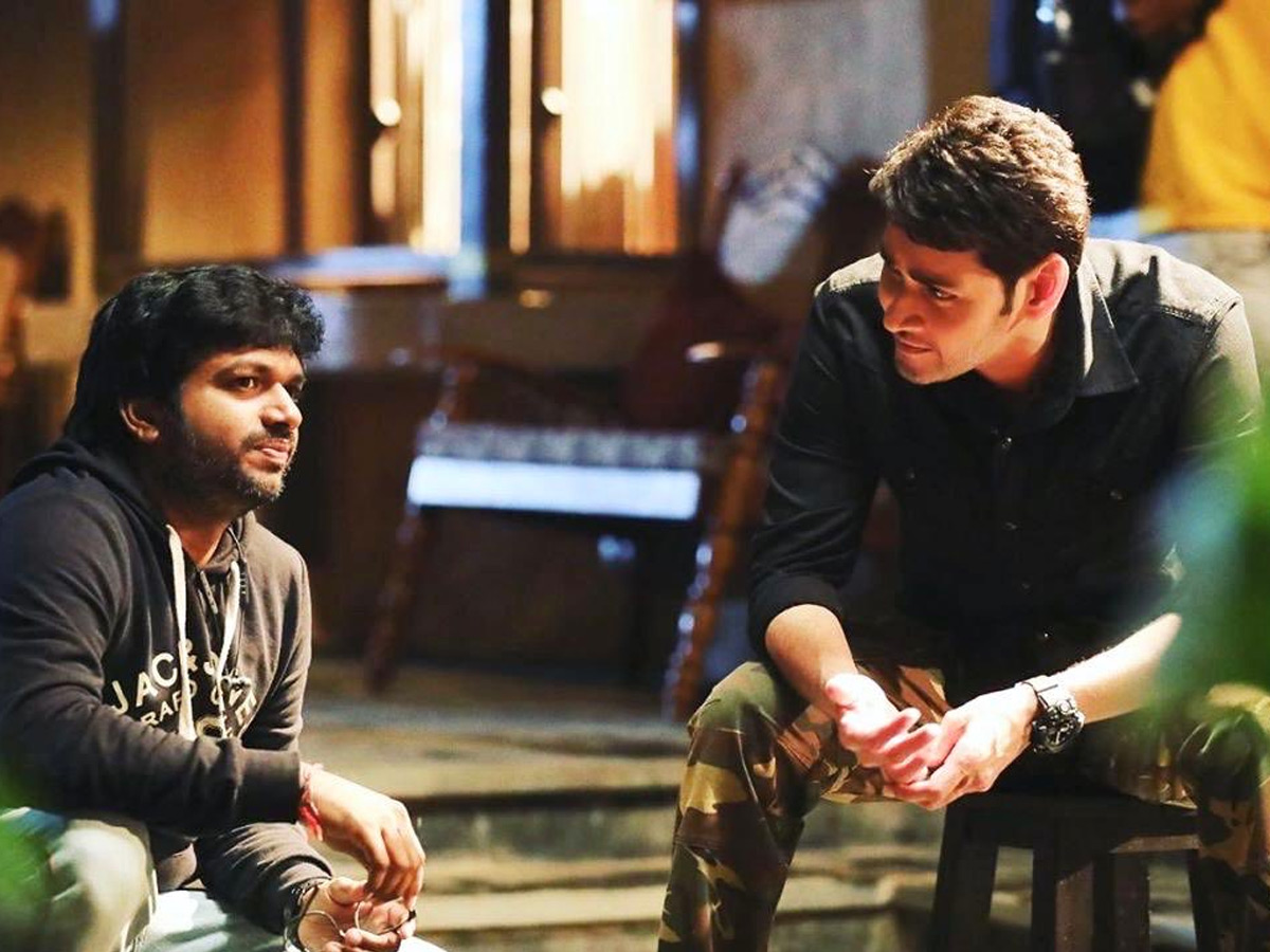 Anil Ravipudi is going to hide Sarileru Neekevvaru spicy song