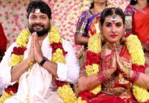 Archana Shastry Jagadeesh tie the knot