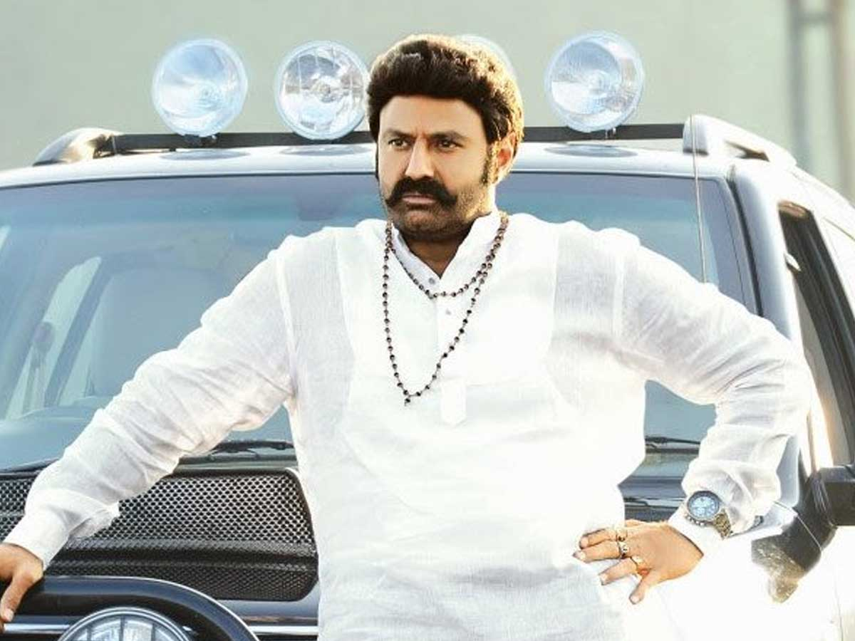 Balakrishna suffering memory loss?