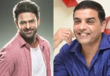 Dil Raju trying his luck to get Prabhas on board