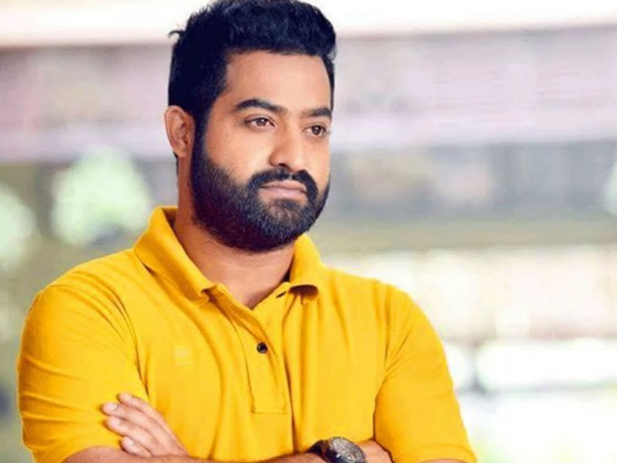 Efforts to rope in Jr NTR to play Chief Minister