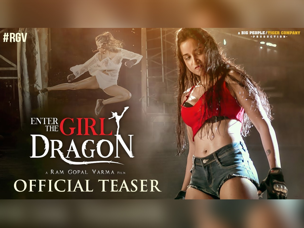 Enter The Girl Dragon Teaser Review