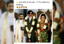 Finally Sri Reddy marries Pawan Kalyan