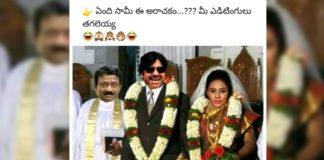 Finally Sri Reddy marries Pawan Kalyan