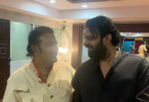Funny Conversation between Prabhas and Mohan Babu