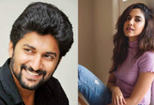 Hyderabadi beauty Ritu Varma to romance Nani