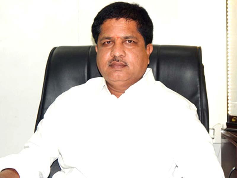 IT raids on TRS MLA Madhavaram Krishna Rao