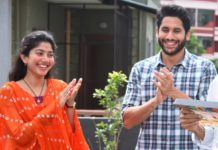 Inter-caste love story between Naga Chaitanya and Sai Pallavi