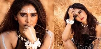 Ismart girl Nabha Natesh's tribal photoshoot becomes the talk of the town