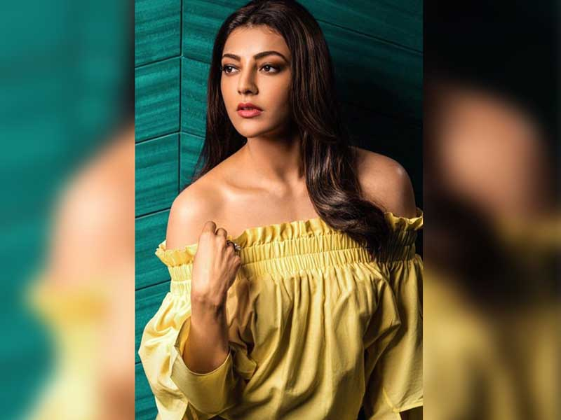 Kajal Aggarwal is back on the dance floor with Hot Item Dance?