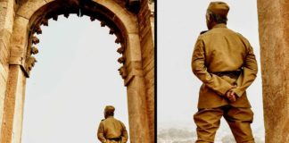 Kamal Haasan Back Look from Indian 2 - A birthday treat