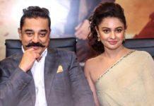 Kamal Haasan is in relationship with Pooja Kumar
