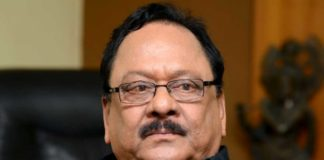 Krishnam Raju is in ICU