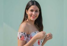 Lavanya Tripathi game for Hockey