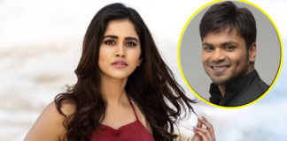 Nabha Natesh finalizes for Manchu Manoj debut production