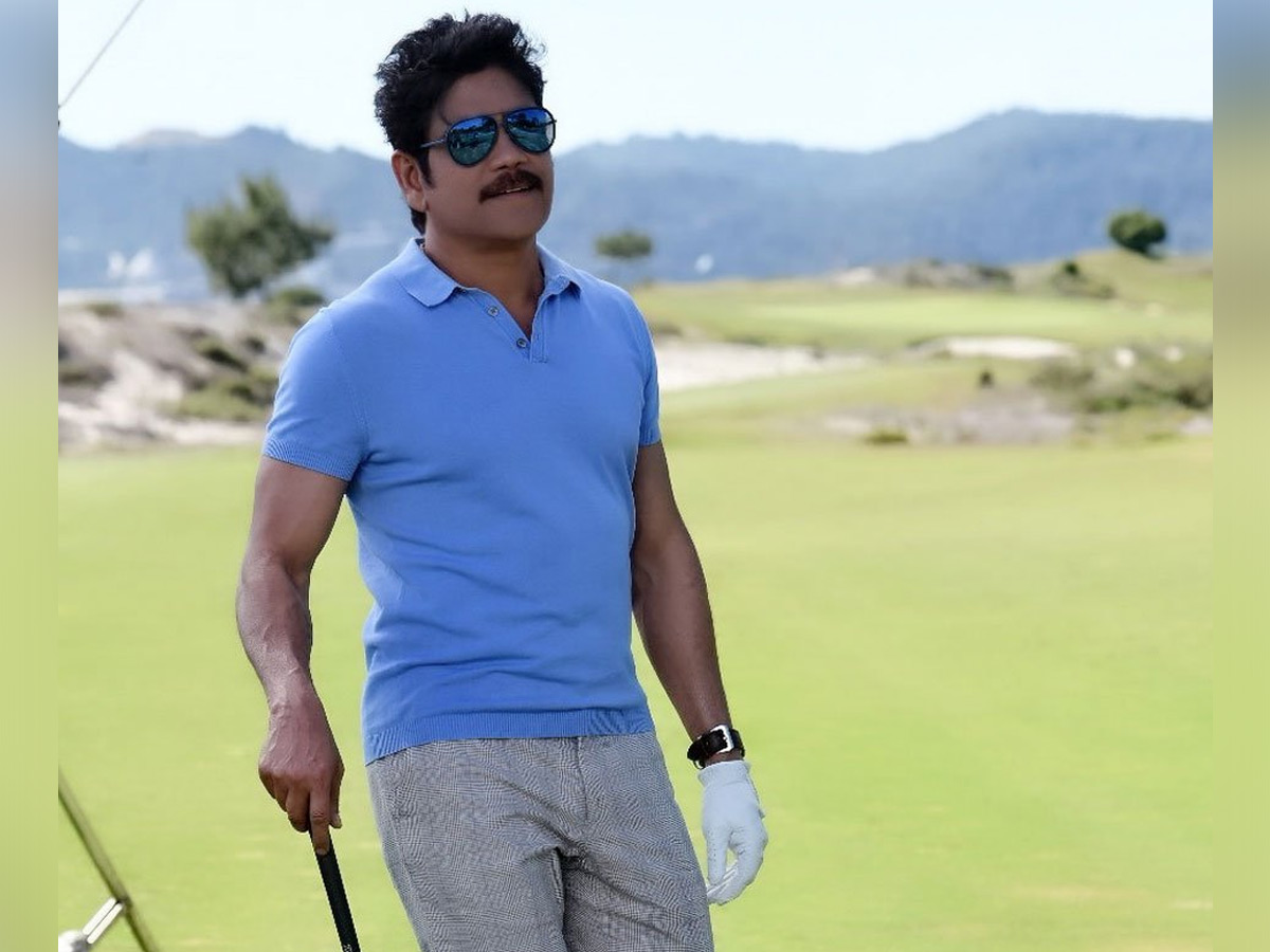 Nagarjuna breaks his silence and disappoints his haters