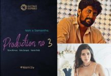 #Nani 26: Nani to fall in love with Samantha