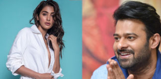 Pooja Hegde says, For Audience Prabhas is just a star