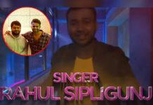 Rahul Sipligun fast paced energetic number for Sai Dharam Tej