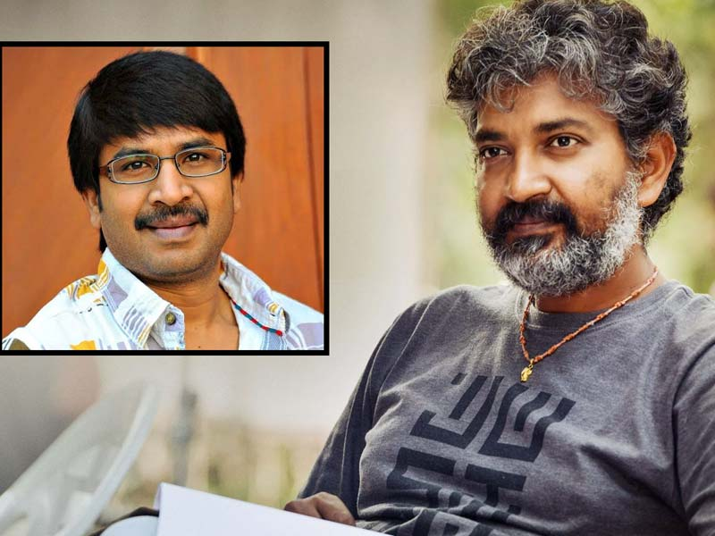 Rajamouli supports Srinivas Reddy