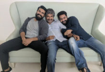 Rajamouli to start New Year with RRR treat