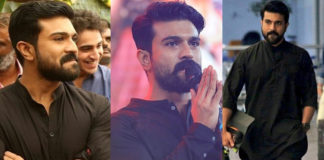 Ram Charan look variation in RRR!