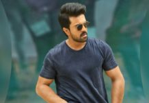 Ram Charan shooting for court scenes RRR