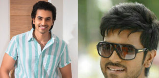 Ram Charan to grace Ashok Galla debut film Inaugural ceremony